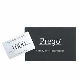 Подарочный сертификат 1000 гривен - Фото №1