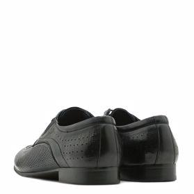 Туфли мужские с перфорацией - Фото №3