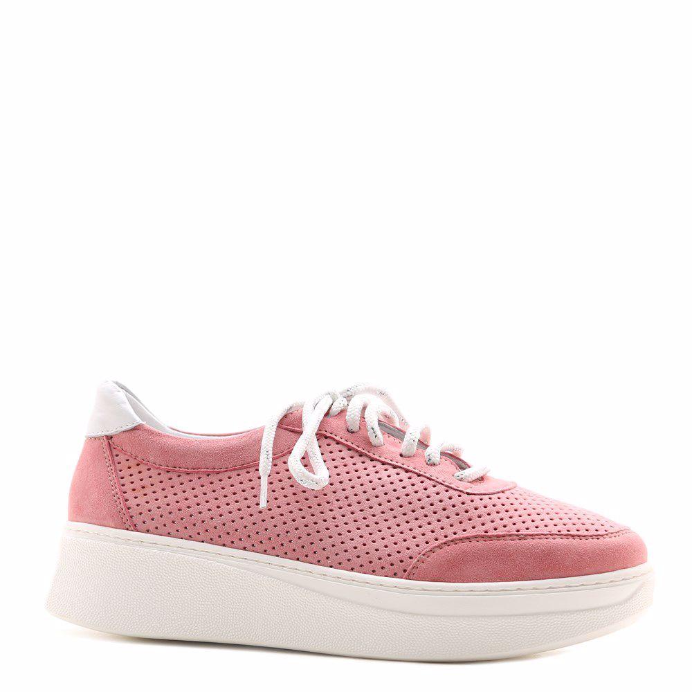 Туфли с перфорацией от Prego