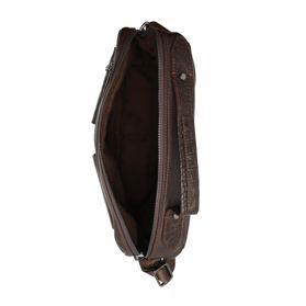 Портфель мужской из натуральной кожи - Фото №5