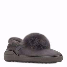 Туфли зимние на низком ходу - Фото №1