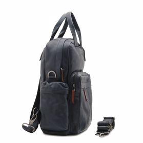 Рюкзак мужской из натуралньой кожи - Фото №3