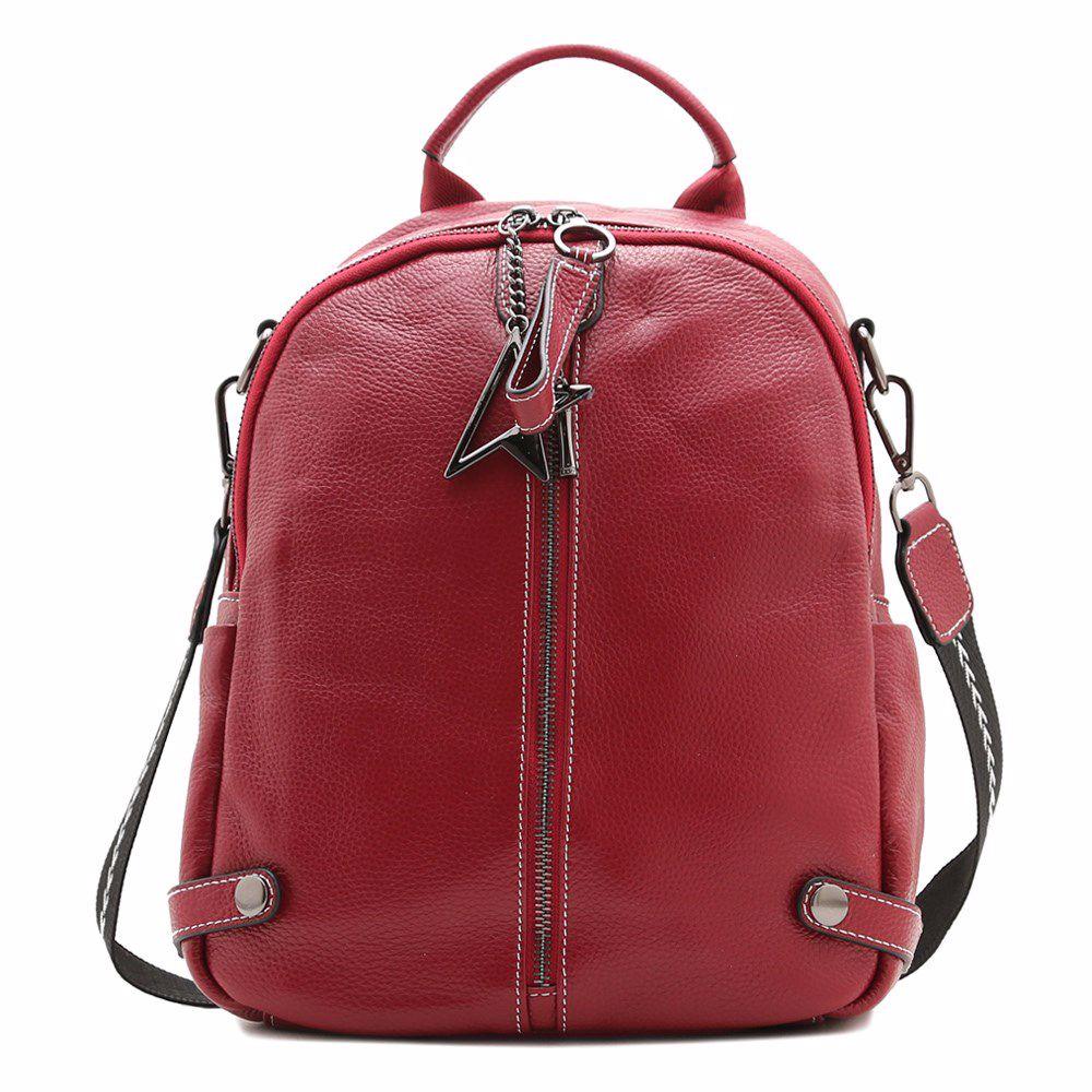 Рюкзак женский кожаный от Prego