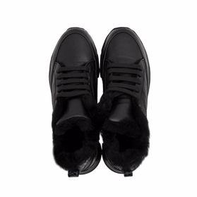 Туфлі зимові на низькому ходу prego - Фото №4