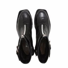 Ботинки весенние на низком ходу - Фото №4