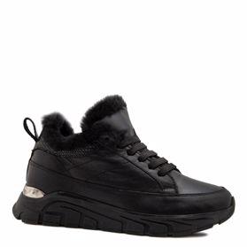 Туфлі зимові на низькому ходу prego - Фото №1