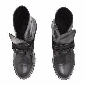 Ботинки осенние на платформе - Фото №4