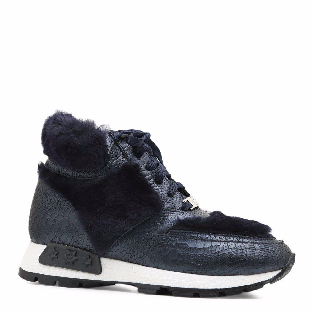 Ботинки зимние на низком ходу от Prego