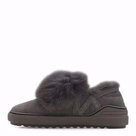 Туфли зимние на низком ходу - Фото №2