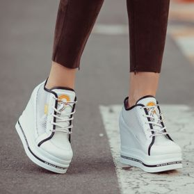 Туфли на платформе - Фото №6