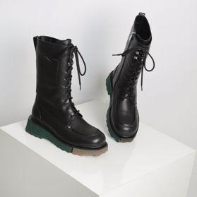 Ботинки зимние на низком ходу prego - Фото №6