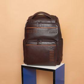 Рюкзак мужской из натуральной кожи - Фото №6