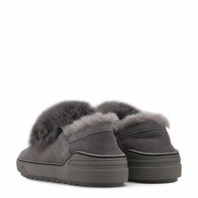 Туфли зимние на низком ходу - Фото №3