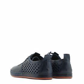 Туфлі чоловічі з перфорацєю - Фото №3