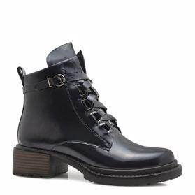 Ботинки осенние на каблуке prego - Фото №1