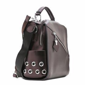 Рюкзак жіночий шкіряний - Фото №3