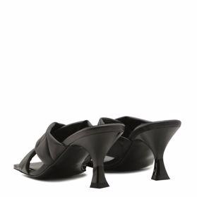 Шлепанцы на каблуке prego - Фото №3