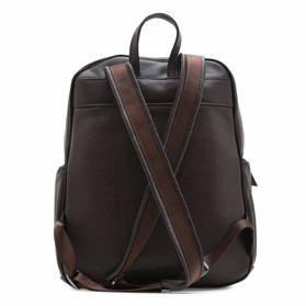 Рюкзак чоловічий з натуральної шкіри - Фото №2