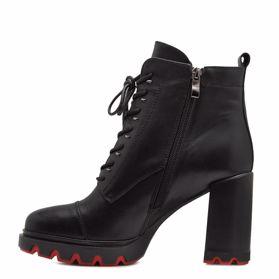 Ботинки осенние на каблуке prego - Фото №2