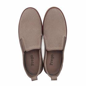 Туфлі чоловічі з перфорацією prego - Фото №4