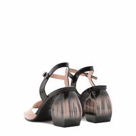Босоножки на каблуке - Фото №3