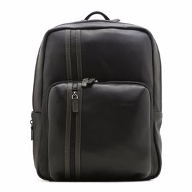 Рюкзак мужской из натуральной кожи - Фото №1