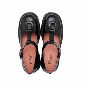 Туфли на платформе prego - Фото №4
