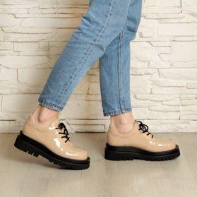 Туфлі на платформі prego - Фото №6