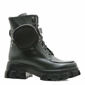 Ботинки зимние на низком ходу - Фото №1