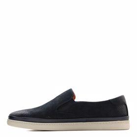 Туфли мужские с перфорацией prego - Фото №2
