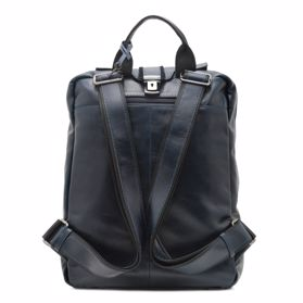 Рюкзак мужской с натуральной кожи - Фото №2