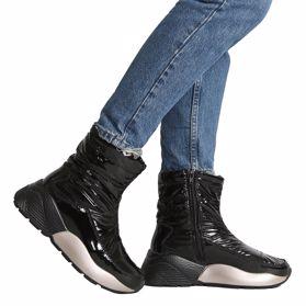 Ботинки зимние на низком ходу - Фото №6