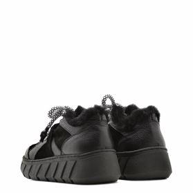 Туфлі зимові на низькому ходу - Фото №3