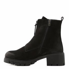 Ботинки зимние на каблуке prego - Фото №2