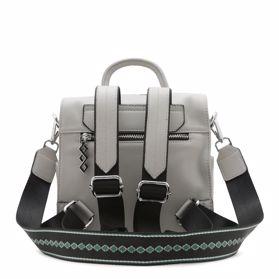 Рюкзак жіночий з натуральної шкіри - Фото №2