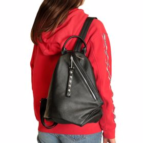Рюкзак женский из натуральной кожи - Фото №6