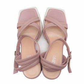 Босоножки на каблуке prego - Фото №4