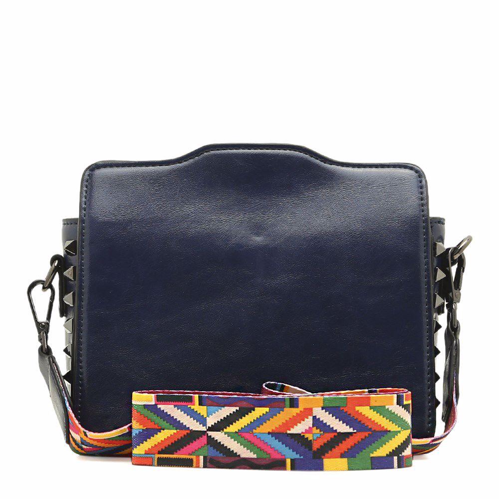 Mini-сумка 015437 - колір сині тона - купити на Prego.ua 957aa8093d6a9
