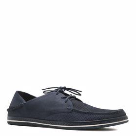 Туфли мужские с перфорацией prego - Фото №1