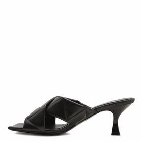 Шлепанцы на каблуке prego - Фото №2