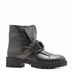 Ботинки осенние на платформе - Фото №1