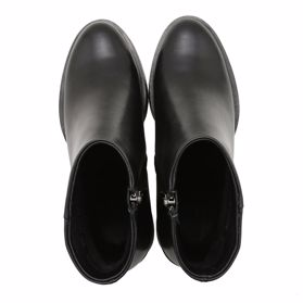 Ботинки осенние на каблуке prego - Фото №4