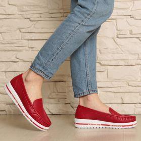 Туфлі з перфорацією prego - Фото №6