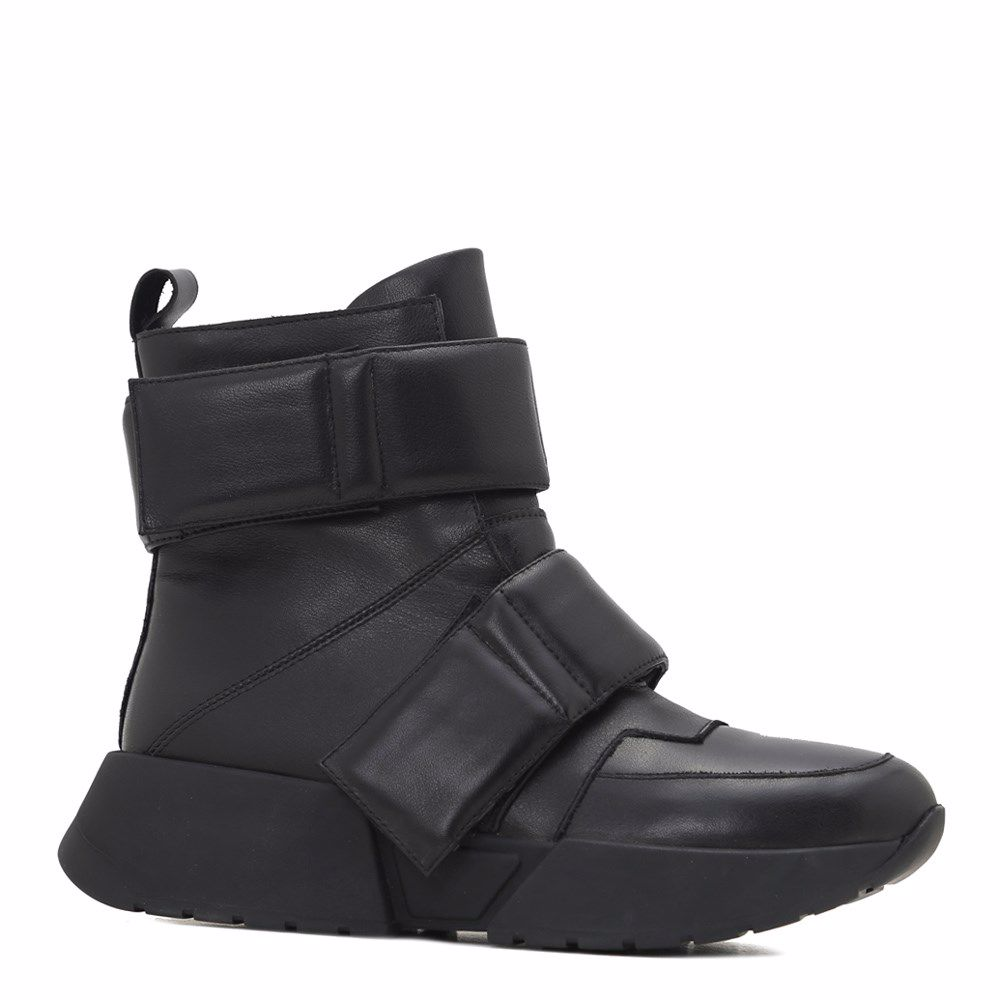 Ботинки зимние на низком ходу Prego