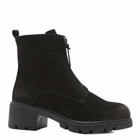 Ботинки зимние на каблуке prego - Фото №1