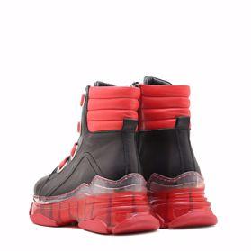 Ботинки осенние на платформе - Фото №3