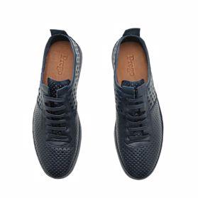 Туфлі чоловічі з перфорацєю - Фото №4