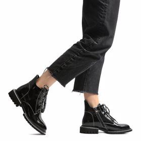 Ботинки весенние на низком ходу prego - Фото №6