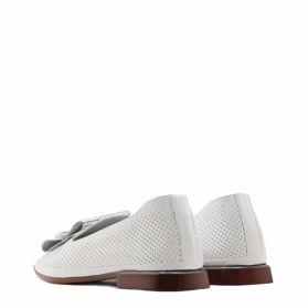 Туфлі з перфорацією - Фото №3