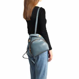 Рюкзак жіночий шкіряний - Фото №6